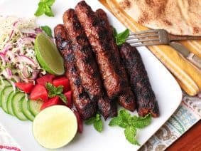 healthy shish kebab recipe