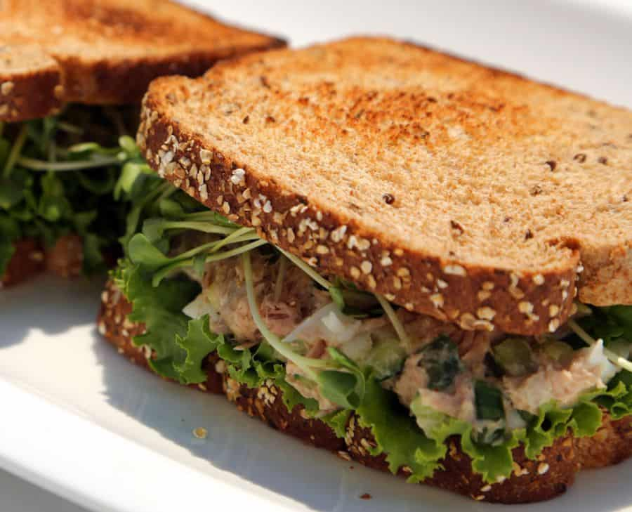 military-diet-tuna-sandwich